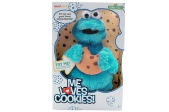 Sesame St Me Loves Cookies