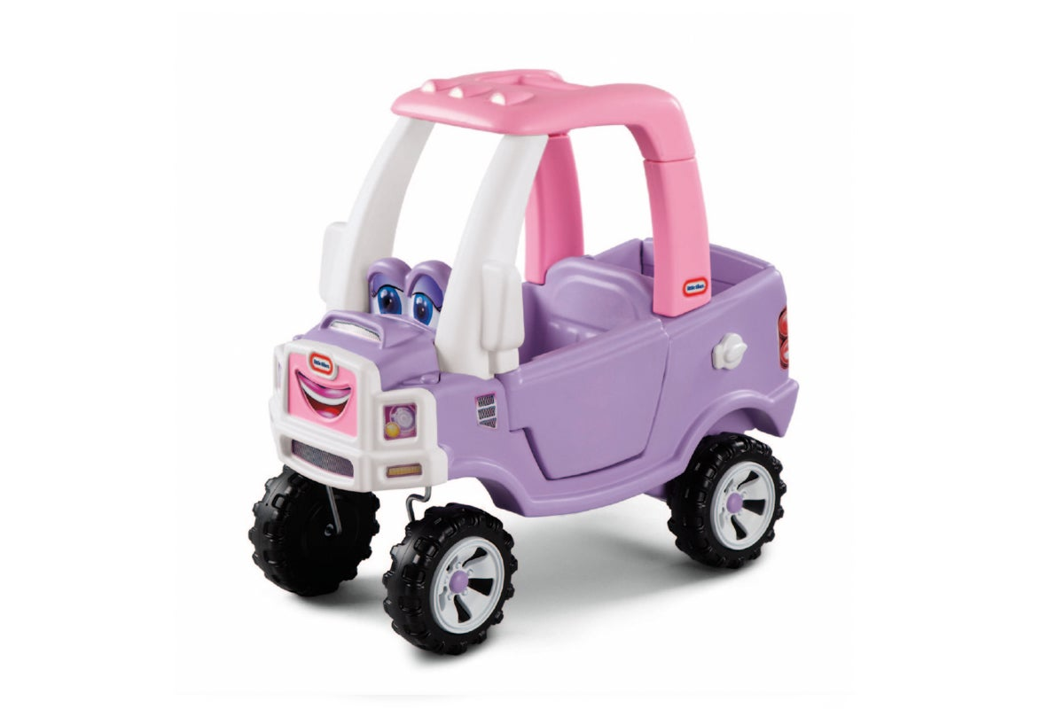 View more of the Little Tikes Princess Cozy Truck