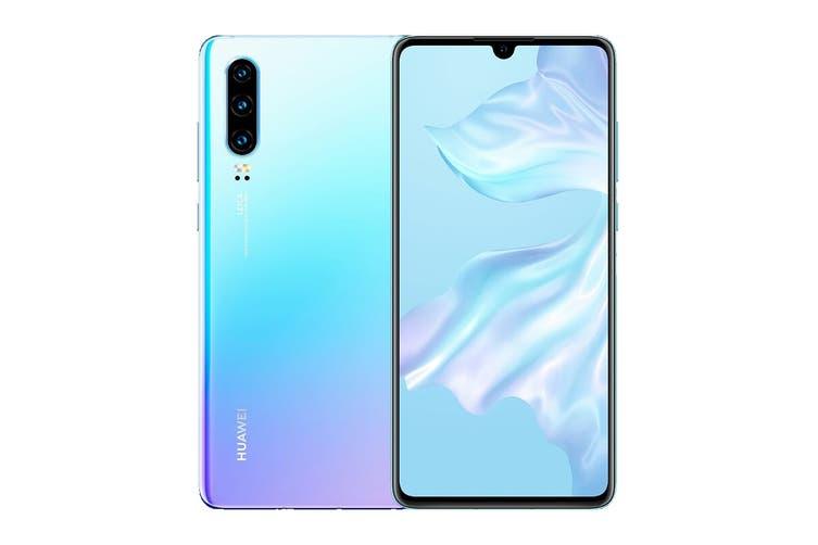 Huawei P30 Dual SIM (128GB, Breathing Crystal)