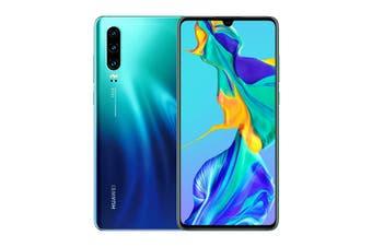 Huawei P30 Dual SIM (128GB, Aurora)