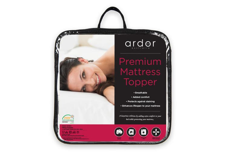 Ardor Premium Mattress Topper (Queen Bed)