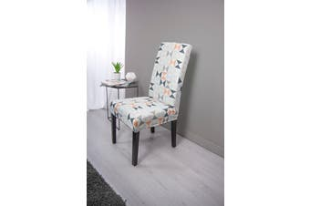 SureFit Statement Dining Chair Cover - Hugo