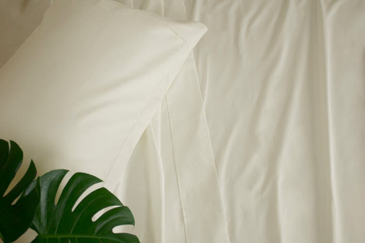 Ardor Luxury 2500TC Cotton Rich Sheet Set (Linen/Queen)
