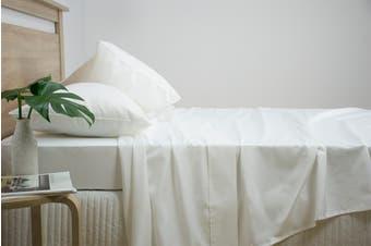 Ardor Luxury 2500TC Cotton Rich Sheet Set (White/King)