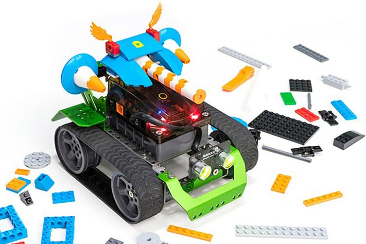 Robobloq Qoopers 6 in 1 Robot Kit (RB-10110102)