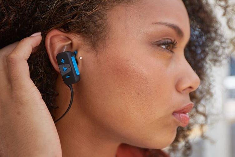 JAM Transit Mini Wireless Earbuds - Blue (HXEP315BLB)