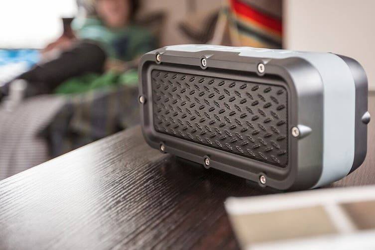 JAM Xterior Max Rugged Wireless Speaker (HXP950BK)