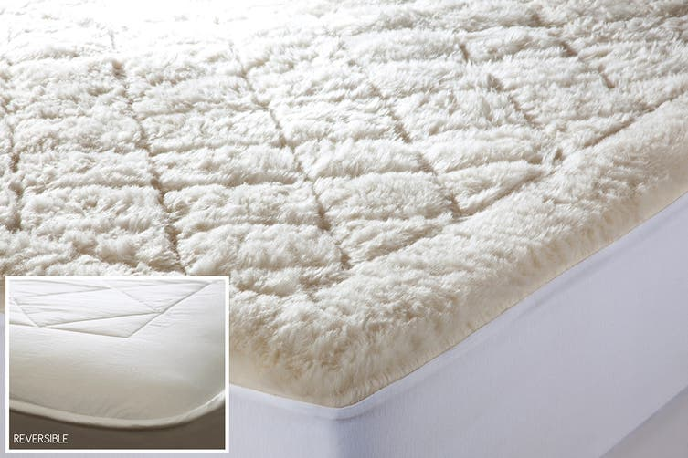 Jason 550GSM Australian Wool Reversible Underlay (Single)