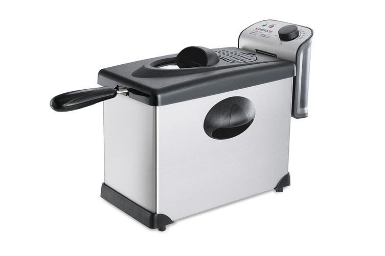 Kambrook Stainless 4L Deep Fryer (KDF560BSS)