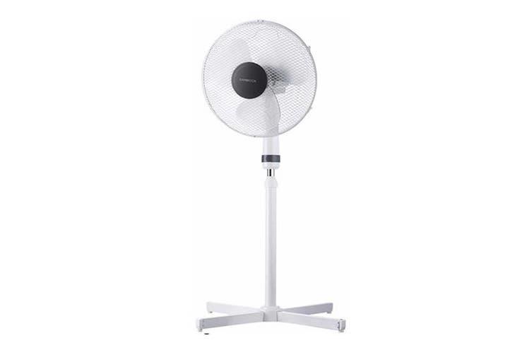 Kambrook 40cm Arctic Pedestal Fan - White (KFA413WHT)