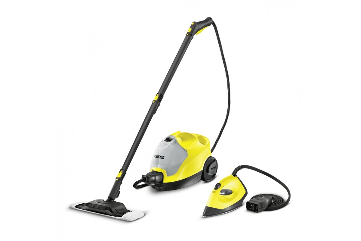 Karcher SC 4 Steam Cleaner & Iron Kit (1.512-412.0)