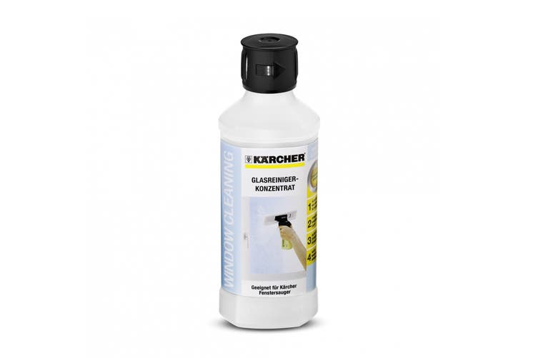 Karcher 500ML Glass Cleaner Concentrate (6.295-890.0)