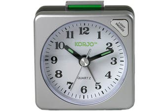 Korjo Analogue Alarm Clock