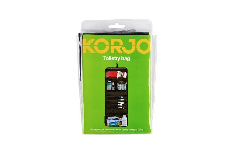 Korjo Hanging Toiletry Bag