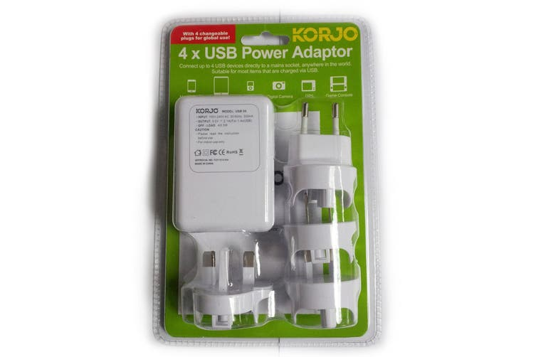 Korjo USB Power Hub