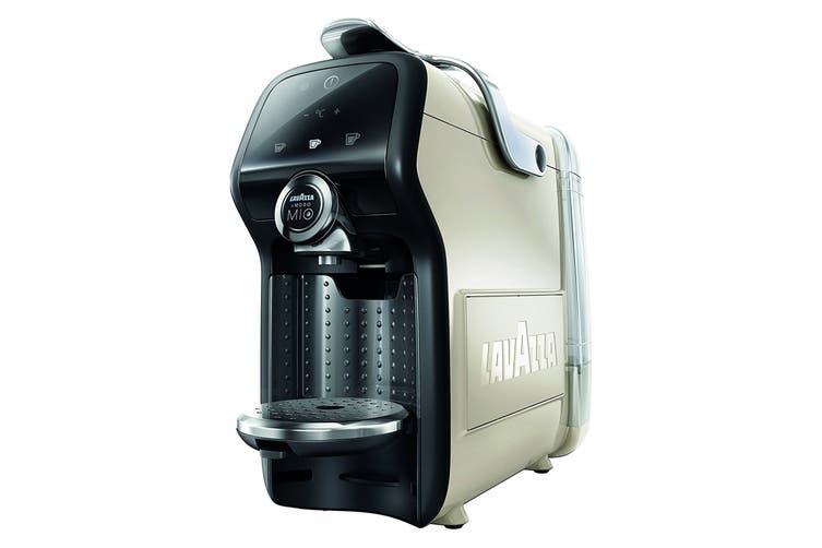 Lavazza Magia Espresso Machine with Milk Frother (Creamy White)