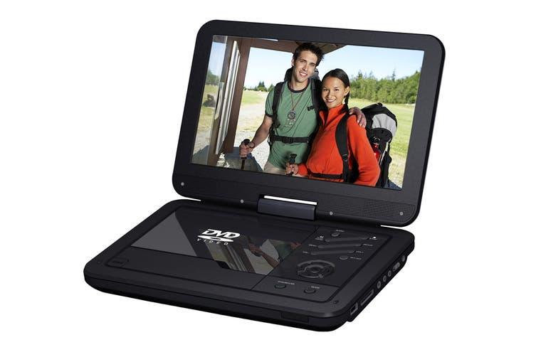 "10"" Portable Swivel DVD Player (PDVD1000)"