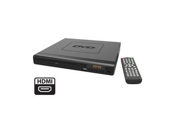 Lenoxx Compact HDMI DVD Player with USB (DVDHD3470)
