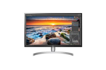 "LG 27"" 4K UHD IPS Monitor With FreeSync (27UL850-W)"