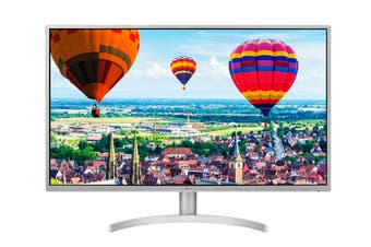 "LG 32"" 16:9 2560x1440 QHD IPS LED Monitor with FreeSync (32QK500-W)"