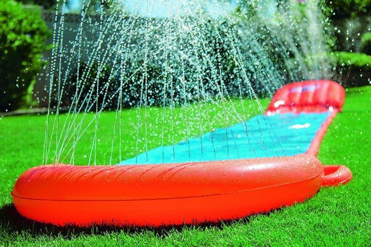 5.5m Kids Single Slide Pool