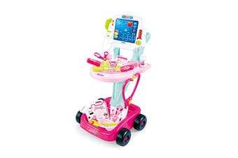 Kids Medical Cart Playset