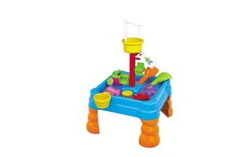 21 Piece Kids Sand & Water Table