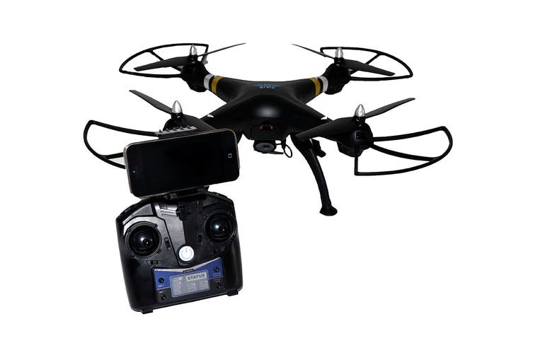 Lenoxx Kids Long Distance Flying Drone with Wi-Fi Camera (FD1400)