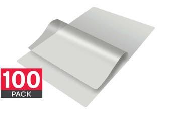 100 Pack A4 80 Micron Laminating Pouches (LPA4)