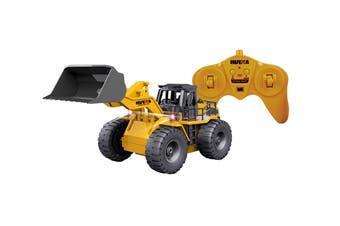 Remote Control Die-Cast Bulldozer