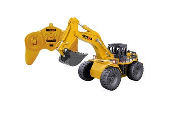 Remote Control Die-Cast Excavator