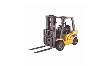 Kids RC Die-Cast Forklift
