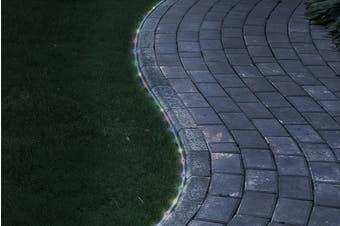 100 Solar LED Rope Christmas Light - Colour