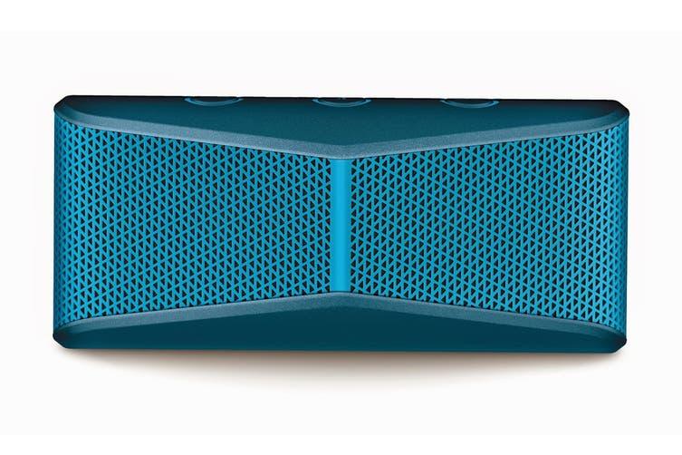 Logitech X300 Mobile Bluetooth Speaker - Blue (984-000422)