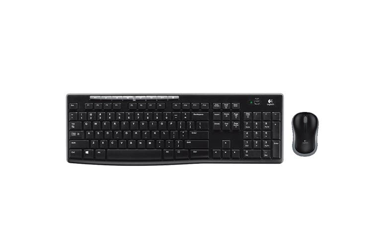 Logitech MK270R Wireless Keyboard and Mouse Pack (920-006314)