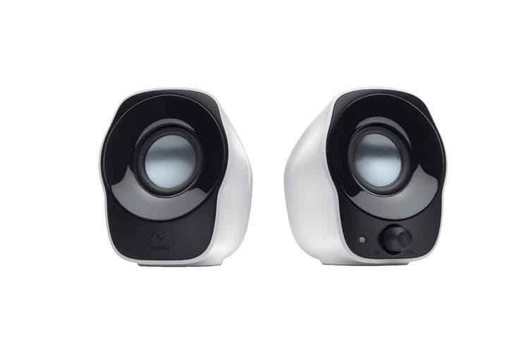 Logitech Z120 Multimedia Speaker (980-000514)