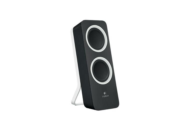 Logitech Z200 Multimedia Speakers - Black (980-000850)
