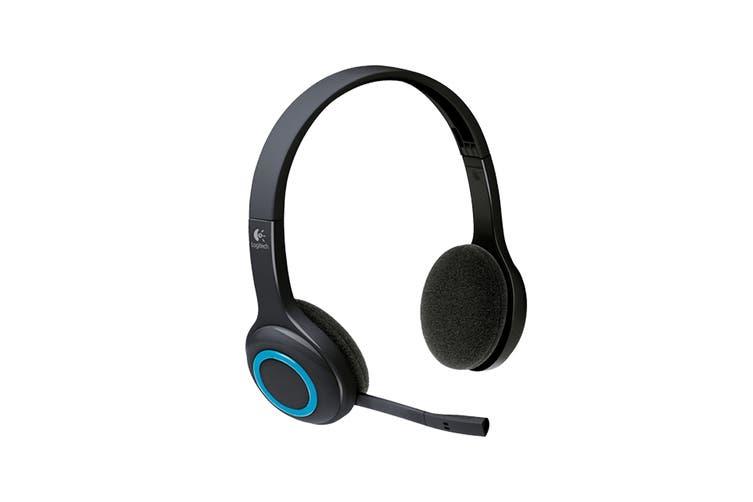 Logitech H600 Wireless Headset (981-000462)