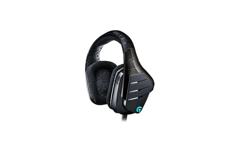Logitech G633 Artemis Spectrum RGB 7.1 Surround Gaming Headset (981-000606)