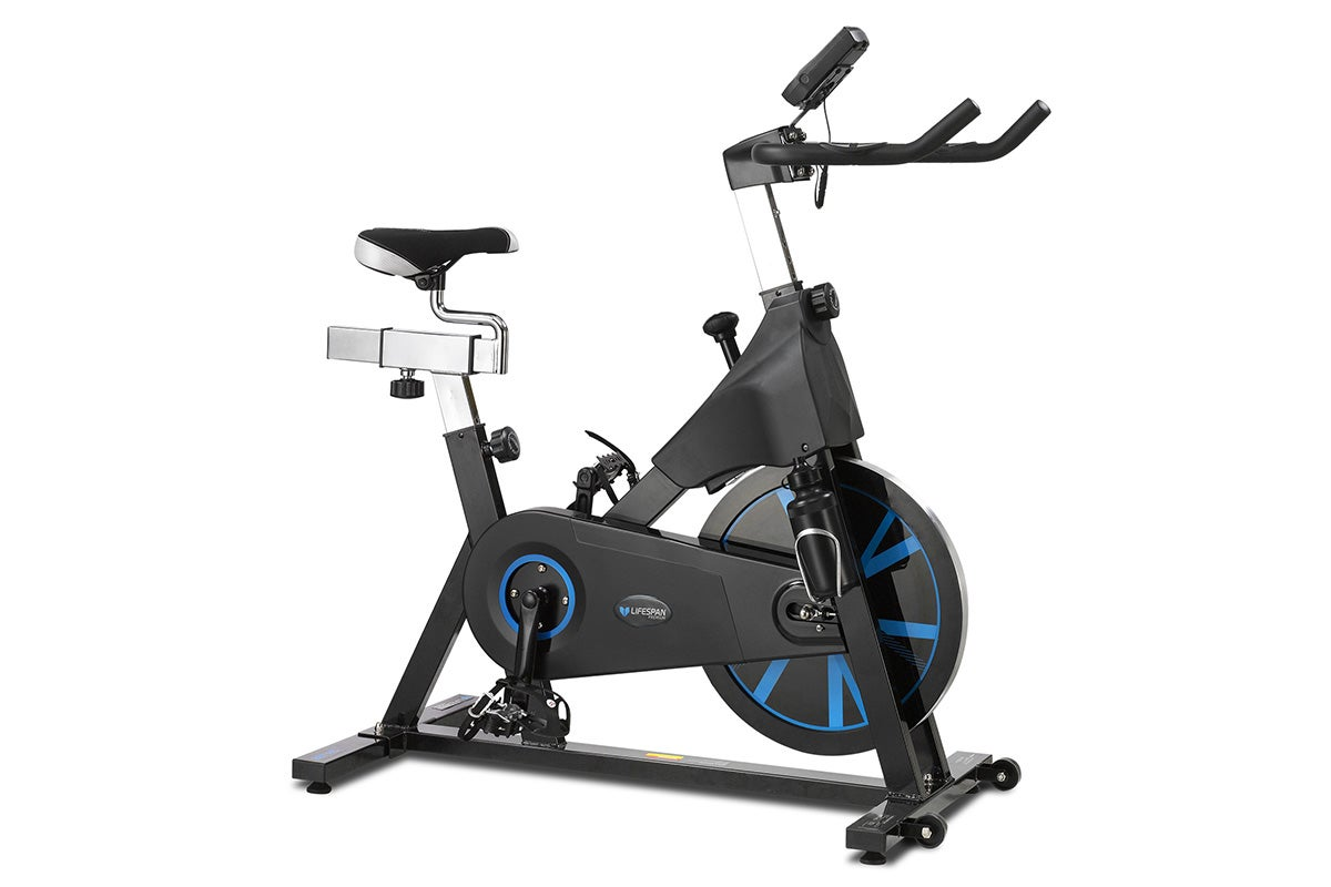 View more of the Lifespan Fitness SM-400 Magnetic Spin Bike