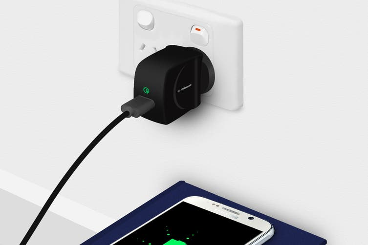 mbeat GorillaPower Quick Charge USB Wall Charger (MB-CHGR-QC2)