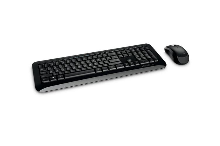 Microsoft Wireless Desktop Keyboard & Mouse 850 (PY9-00018)