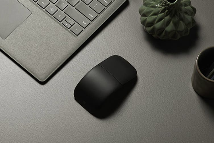 Microsoft Arc Mouse - Black (ELG-00005)