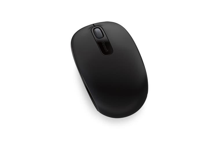 Microsoft Wireless Mobile Mouse - Black (U7Z-00005)