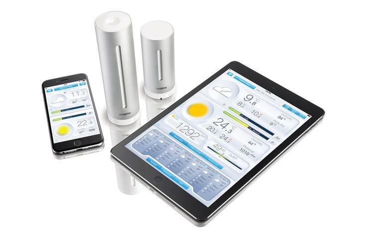 Netatmo Urban Weather Station for Smartphone (NWS01-P)