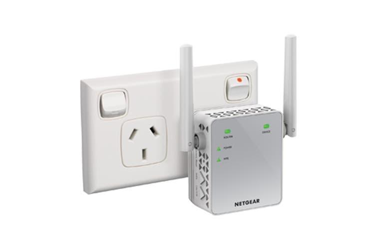 Netgear AC750 WiFi Range Extender (EX3700)