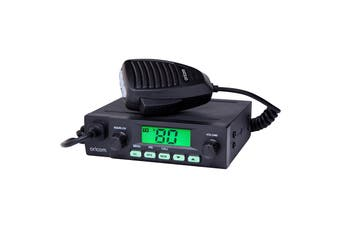 Oricom 5W 80CH UHF CB Radio with Heavy Duty Microphone Plug (UHF025)