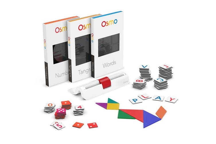 Osmo Genius Kit (with Mirror & Stand)