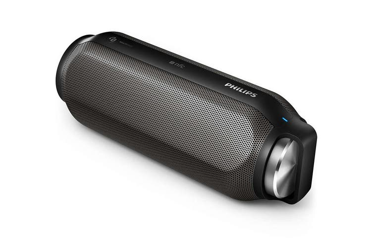 Philips Bluetooth Speaker with Charging Base - Black (BT6600)
