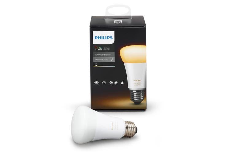 Philips Hue White Ambience E27 Smart Bulb